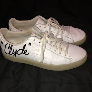 Puma Clyde Signature Shoes
